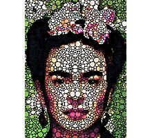 Frida Kahlo Art - Define Beauty Photographic Print