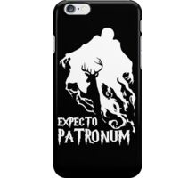 Expecto Patronum - Harry Potter Edition iPhone Case/Skin