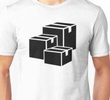 Parcel box Unisex T-Shirt