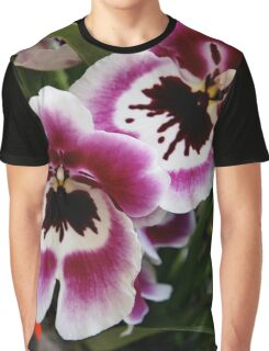 Orchids Graphic T-Shirt
