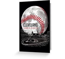 Cleveland Summer Nights – Cards Greeting Card