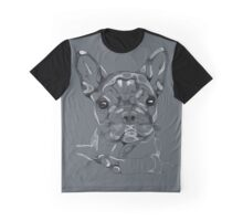 Sketchy Frenchie Graphic T-Shirt