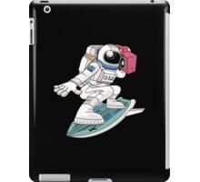 Surfing Astronaut iPad Case/Skin