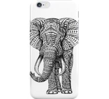 elephant art iPhone Case/Skin