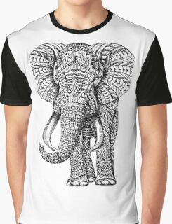 elephant art Graphic T-Shirt