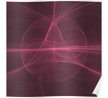 Love Bubble   Original Fractal Art Poster