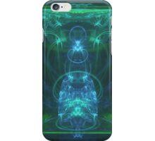 Dress of Fertility | Original Fractal Art iPhone Case/Skin