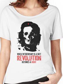 Che Skull Revolution Women's Relaxed Fit T-Shirt