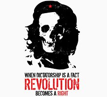 Che Skull Revolution Unisex T-Shirt