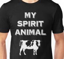 Spirit animal Cow Unisex T-Shirt