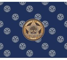 Once Upon a Time - Sheriff's Dept. Photographic Print
