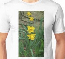 Garden Daffodils Unisex T-Shirt