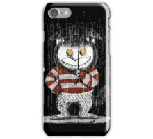 where the totoro iPhone Case/Skin