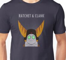 Ratchet And Clank Movie 2016 Unisex T-Shirt