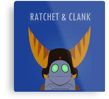 Ratchet And Clank Movie 2016 Metal Print