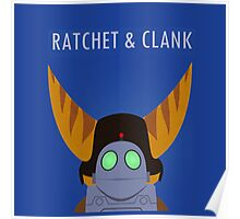 Ratchet And Clank Movie 2016 Poster