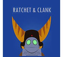 Ratchet And Clank Movie 2016 Photographic Print
