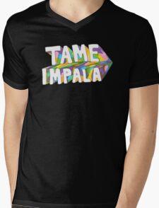 Tame Impala Mens V-Neck T-Shirt