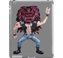 Metal Dude iPad Case/Skin