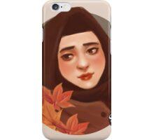 Brown Autumn iPhone Case/Skin