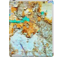 Decay in the woods iPad Case/Skin