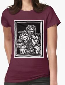 Thor Womens Fitted T-Shirt