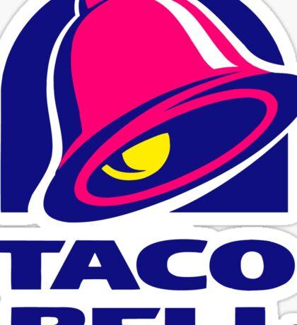 Taco Bell Sticker