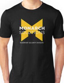 Monarch Solutions Shirt - Quantum Break  Unisex T-Shirt