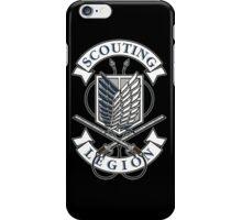 Scouting iPhone Case/Skin
