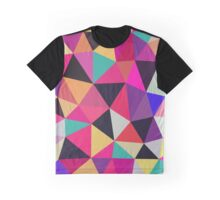 Neon Mess Tris Graphic T-Shirt
