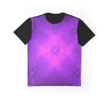 Purple Swag 2.0 | Original Fractal Art  Graphic T-Shirt