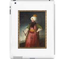 GEORGE ROMNEY - PORTRAIT OF EDWARD WORTLEY MONTAGU iPad Case/Skin