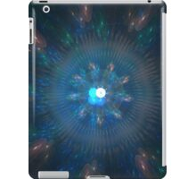Helium   Original Fractal Art  iPad Case/Skin