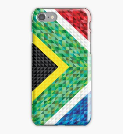 South Africa iPhone Case/Skin