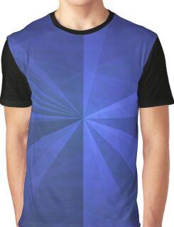 SImple Complex Rays | Original Fractal Art  Graphic T-Shirt