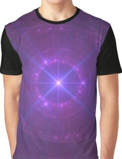 Looking Into The Third Eye | Original Fractal Art  Graphic T-Shirt