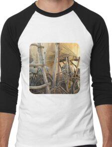 Bicycles  Men's Baseball ¾ T-Shirt