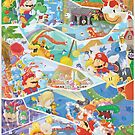 30 years of Mario (52 Left !) by orioto