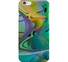 The Sieve at the End of the Rainbow iPhone Case/Skin