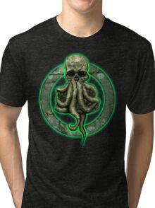 The Call of Cthulhu Tri-blend T-Shirt