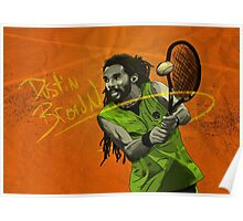 Dustin Brown Poster