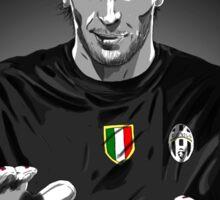 Gianluigi Buffon - Juventus Sticker
