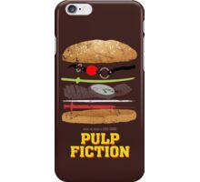 Hamburguer! :D iPhone Case/Skin