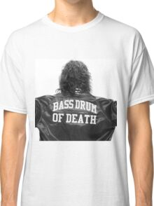 Bass drum of Death (3 of 3)  Classic T-Shirt
