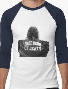 Bass drum of Death (3 of 3)  Men's Baseball ¾ T-Shirt