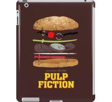 Hamburguer! :D iPad Case/Skin