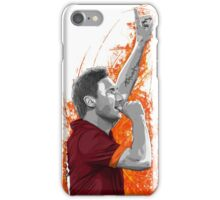 Francesco Totti - AS Roma iPhone Case/Skin