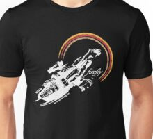 firefly white color Unisex T-Shirt