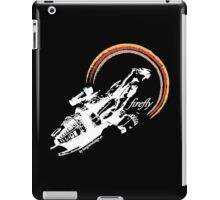 firefly white color iPad Case/Skin