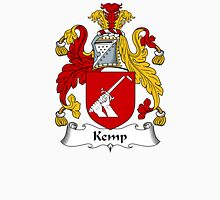 Kemp Coat of Arms / Kemp Family Crest Unisex T-Shirt